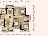 奥林匹克花园5期_3室2厅2卫 建面127平米