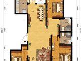 凯旋大道_4室2厅2卫 建面163平米