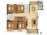 奥兰和园_4室2厅2卫 建面143平米