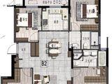 凤林府_4室2厅2卫 建面126平米