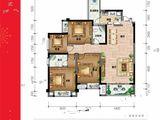 中国普天中央国际_4室2厅2卫 建面119平米