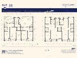 紫金湾荣御_4室2厅3卫 建面178平米