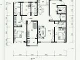 在水一方_4室2厅3卫 建面167平米