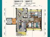 曲江丽景嘉园_3室2厅2卫 建面128平米