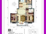 中房馨美域_3室2厅2卫 建面113平米
